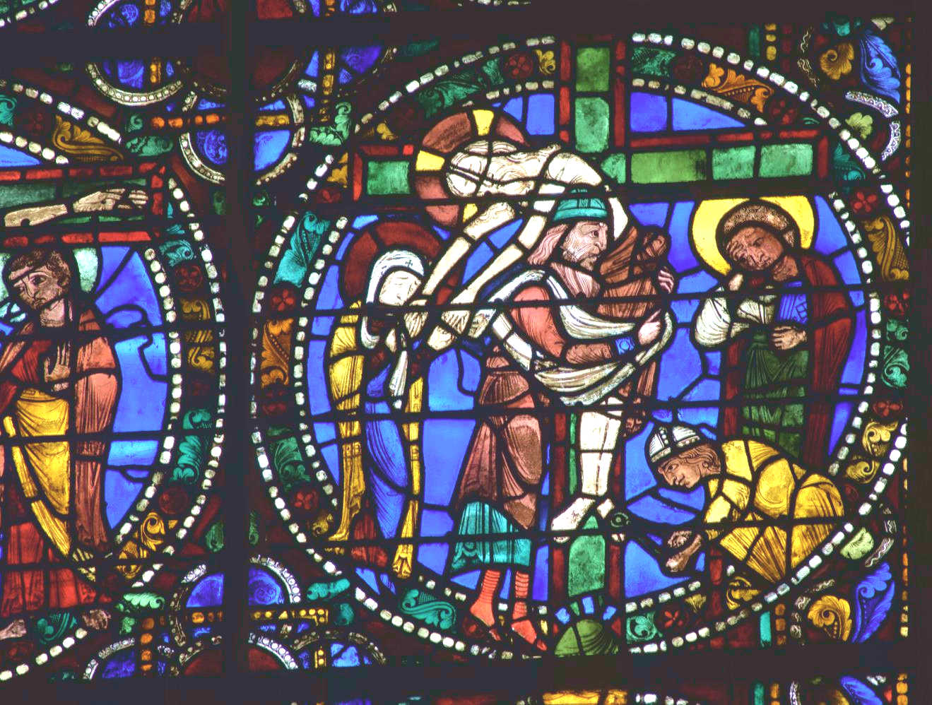 The Passion - Chartres Cathedral, Panel 51
